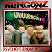 Uuuurnchk! (Psychos From Beyond) - CD
