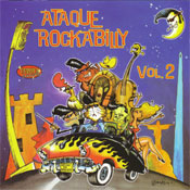 ATAQUE ROCKABILLY vol.2 LATINO AMERICA