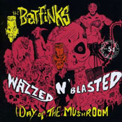 Wazzed N'Blasted - CD