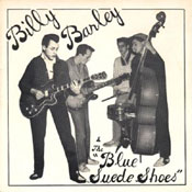 BILLY BARLEY and the BLUE SUEDE SHOES