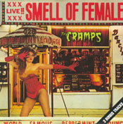 Smell Of Female - CD
