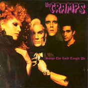 Songs The Cramps Taught Us - CD