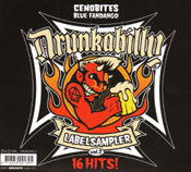 DRUNKABILLY LABEL SAMPLER - vol.2