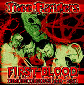 First Blood - demo recordings 1999-2001