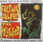 Psychobilly Mayhem Meets Garage Surf (with FREEWAY JACKALS)