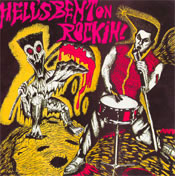 HELL'S BENT ON ROCKIN' - CD