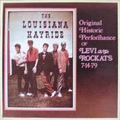 The Louisiana Hayride - Original Historic Performance