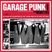 Garage Punk vol1 - The Worst Of The Monsters