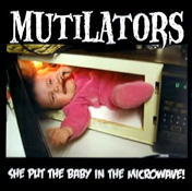 She Put The Baby In The Microwave