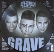 Life Is A Grave & I Dig It! - Pic.Disc