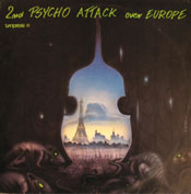 PSYCHO ATTACK OVER EUROPE vol.2 - ed. Polonaise