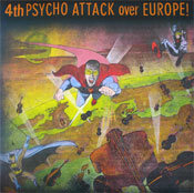 PSYCHO ATTACK OVER EUROPE ! vol.4