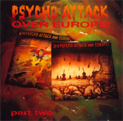 PSYCHO ATTACK OVER EUROPE ! part.2