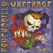 PSYCHOBILLY WRECKAGE vol.1