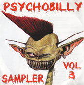 PSYCHOBILLY SAMPLER vol.3