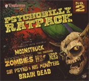 PSYCHOBILLY RATPACK - LESSON 2