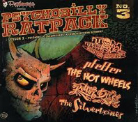 PSYCHOBILLY RATPACK - LESSON 3