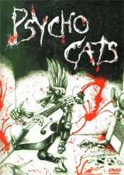 PSYCHO CATS 1 - THE BEST OF BLOOD ON THE CATS