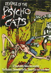 PSYCHO CATS 2 - REVENGE OF THE PSYCHO CATS