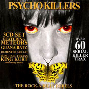 PSYCHO KILLERS - Box Set
