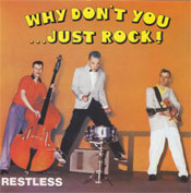 Why Don't You.. Just Rock! - CD