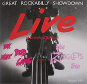 Great Rockabilly Showdown - Live at Dröhnland Ballroom (w/ HOT ROD GANG)