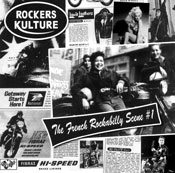 ROCKERS KULTURE: THE FRENCH ROCKABILLY SCENE vol.1