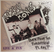 Back From The Forgotten Planet - Live & Fun