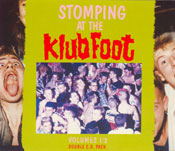 STOMPIN' AT THE KLUB FOOT - vol.1-2 -doubleCD