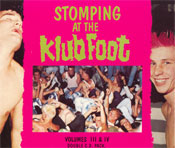 STOMPIN' AT THE KLUB FOOT - vol.3-4 -doubleCD