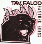 TAV FALCO and his PANTHER BURNS