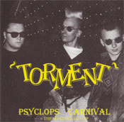 Psyclops Carnival - The Mystery Men EP