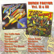 ZORCH FACTOR vol.II and III