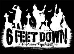 Interview: 6 FEET DOWN