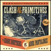 Clash Of The Primitives (vs ADIOS PANTALONES)