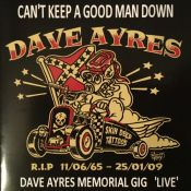 CANT KEEP A GOOD MAN DOWN - DAVE AYRES MEMORIAL LIVE GIG