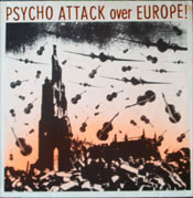 PSYCHO ATTACK OVER EUROPE ! vol.1