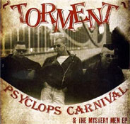 Psyclops Carnival and The Mystery Men EP